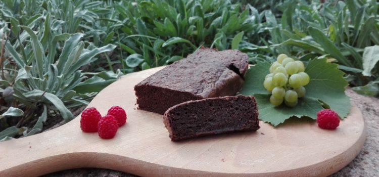 Super wilgotne bezglutenowe brownie z cukinii